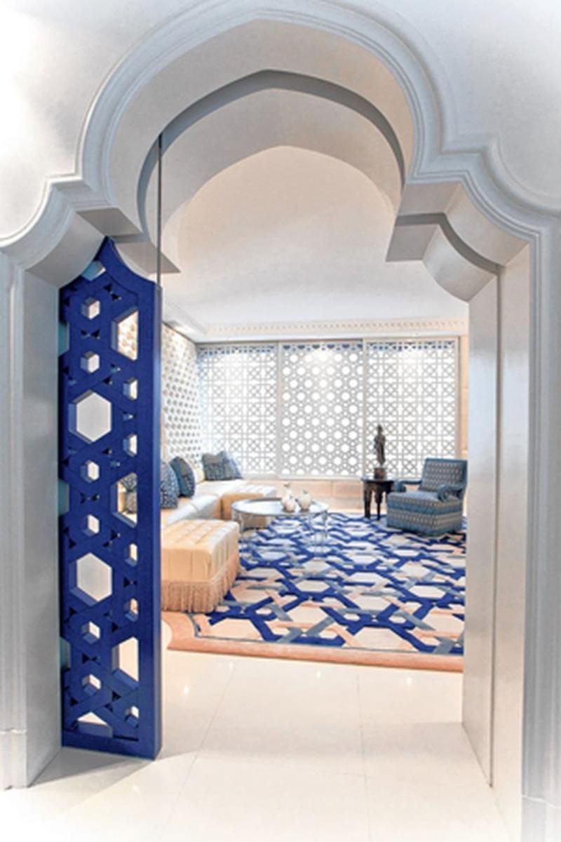 Дизайн дверного проема 10