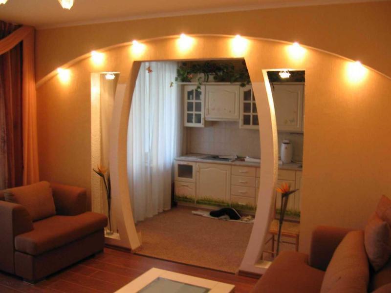 Дизайн дверного проема 2