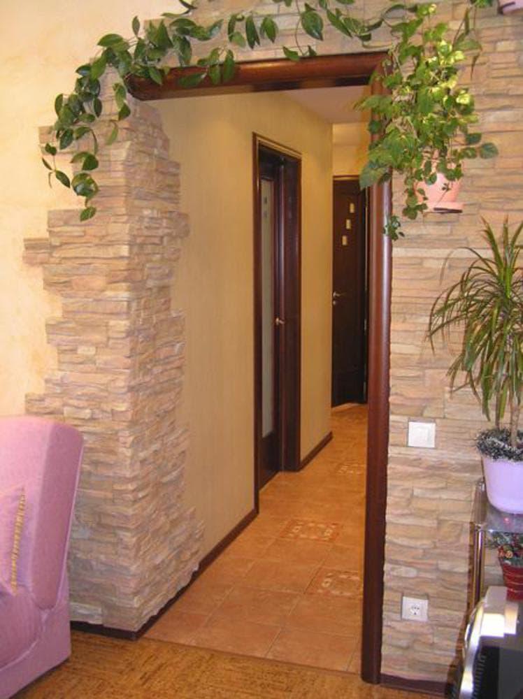 Дизайн дверного проема 3