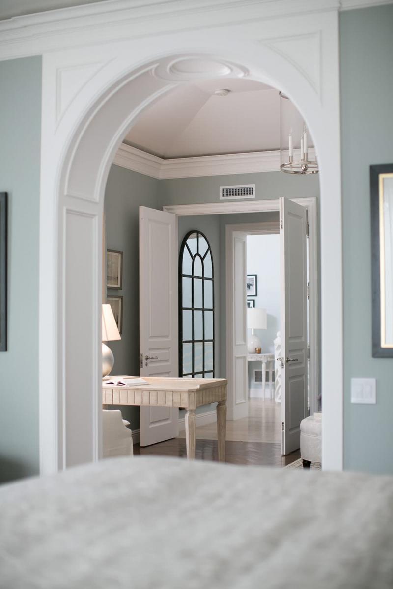 Дизайн дверного проема 7