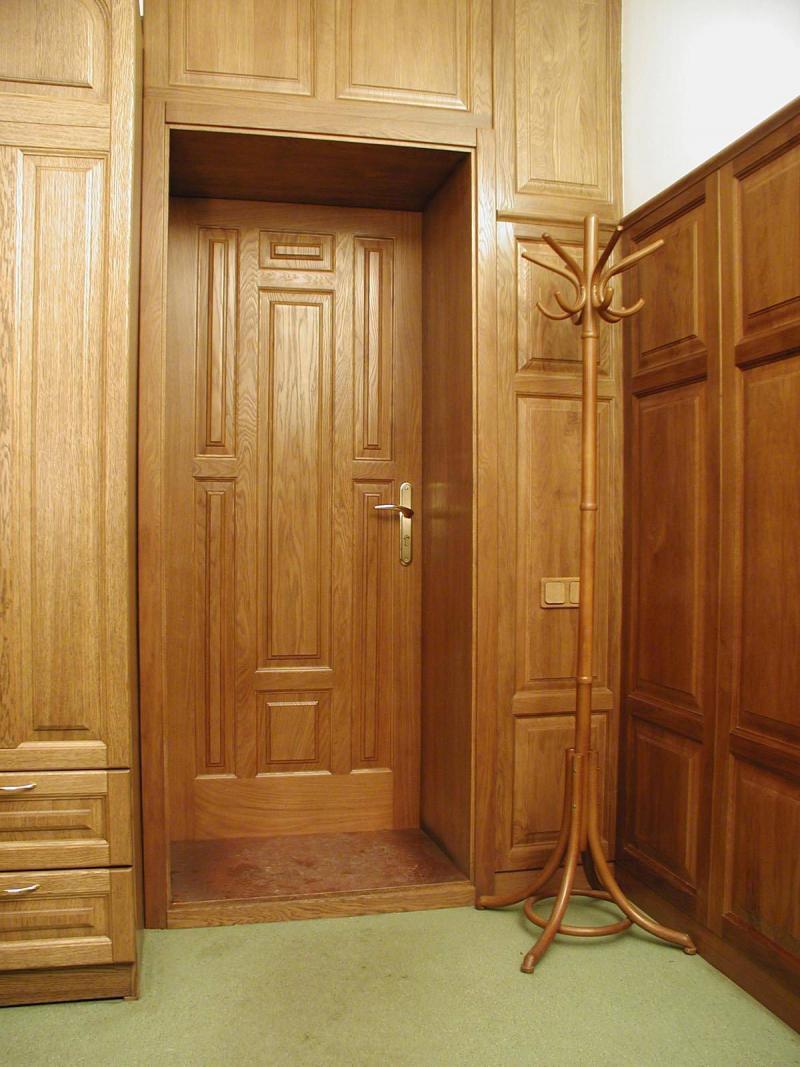 Идея для оформления дверного проема 4