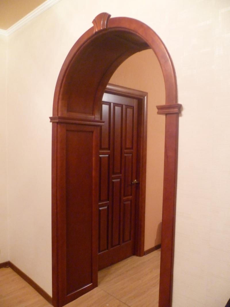 Оформление дверных проемов 3