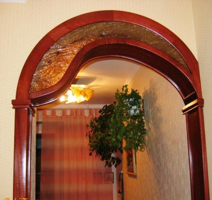 Оформление дверных проемов 8