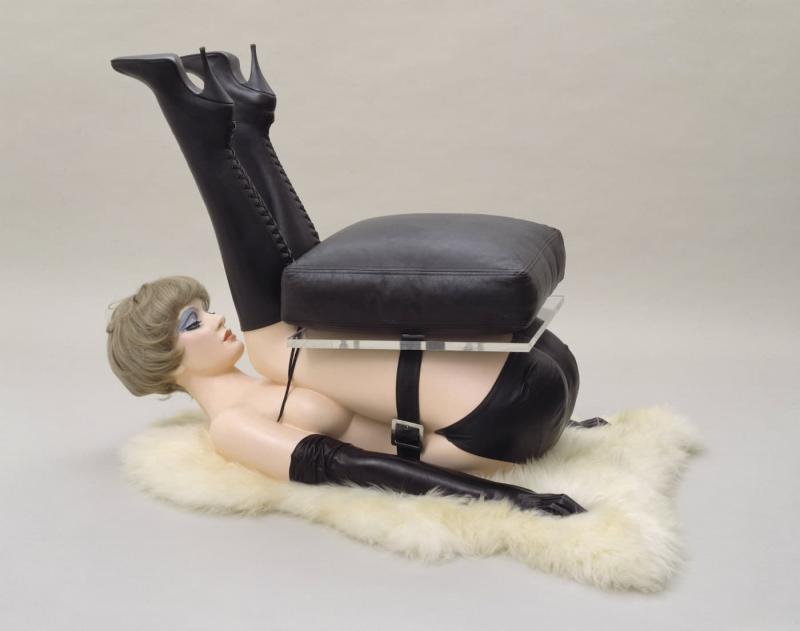 Кресло-Секс-прикол для гостиной 1