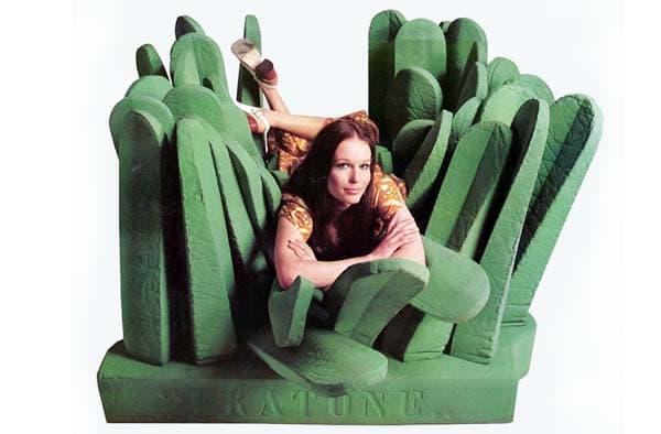 Кресло-Трава для гостиной 1