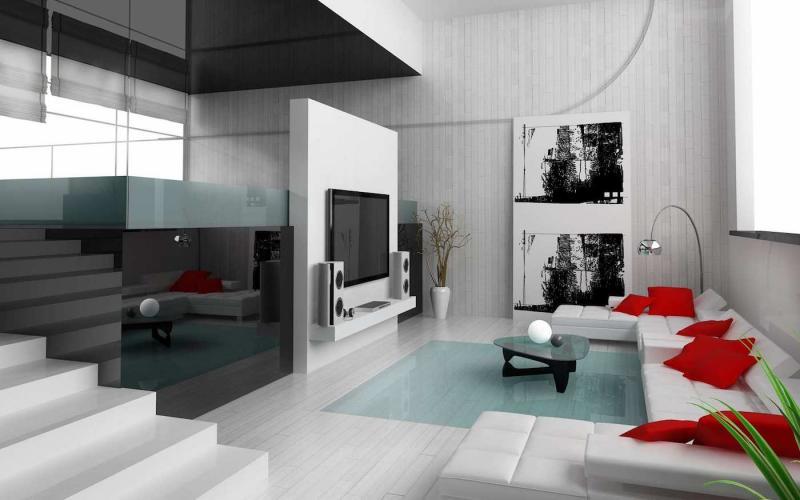 Дорогой дизайн интерьера (подушки) 1