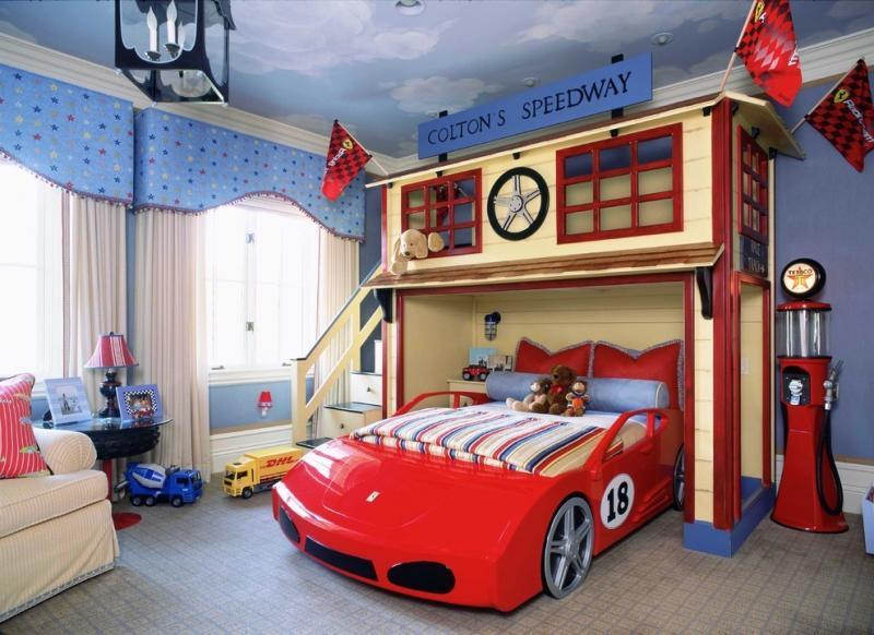 Детская комната от 2-х до 5-ти 7