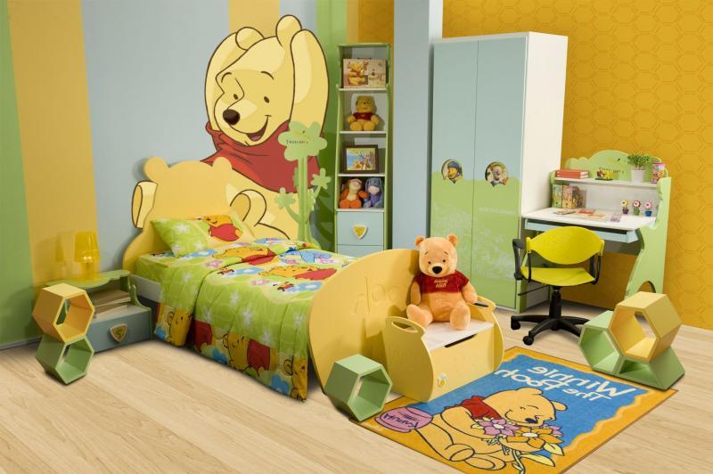 Детская комната от 2-х до 5-ти 8
