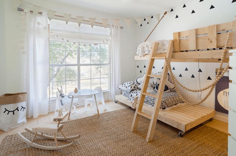 Детская комната от 2-х до 5-ти 9