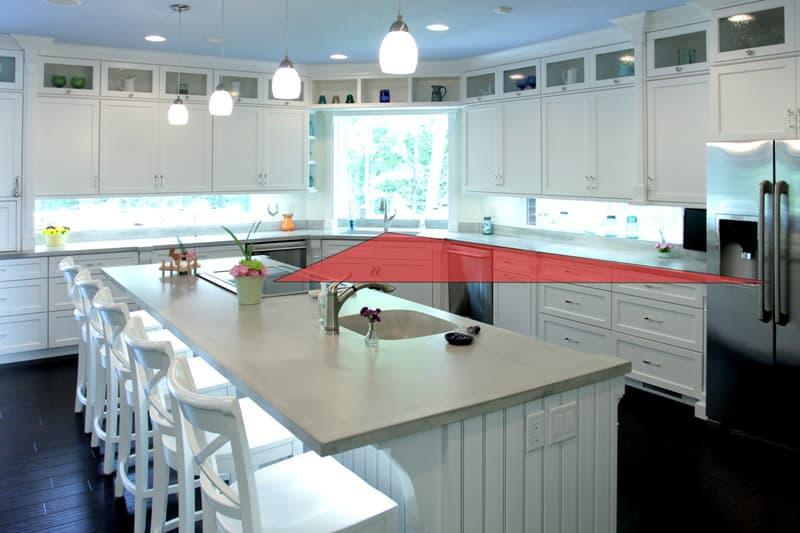 Правило рабочего треугольника на кухне 3
