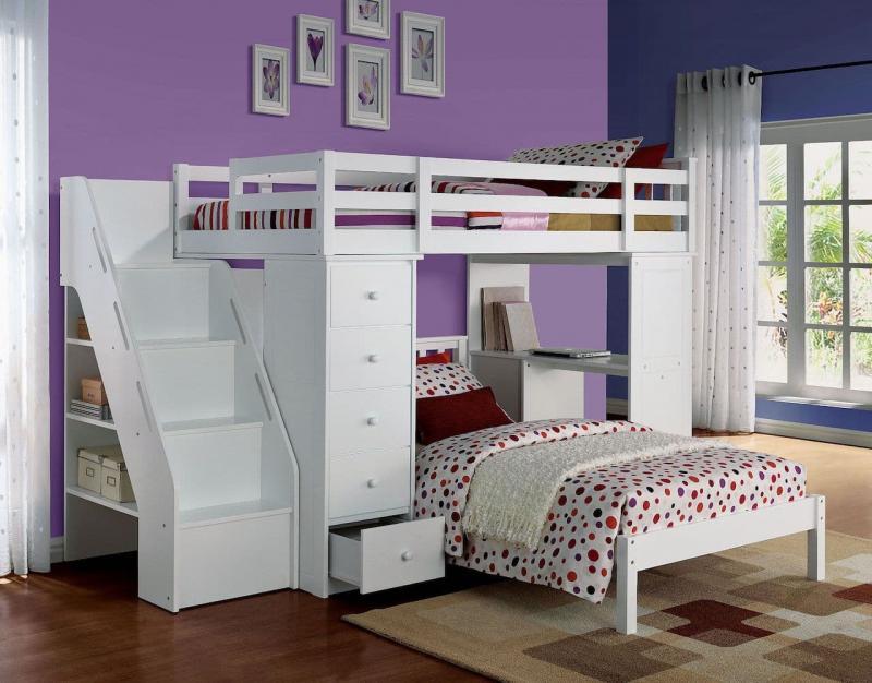 Достоинства и недостатки кровати-чердака 1