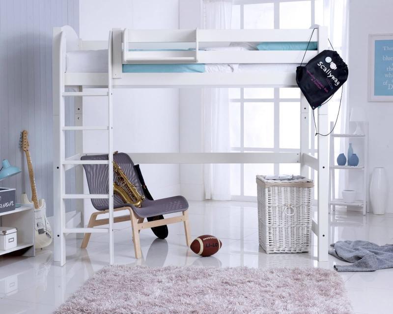 Достоинства и недостатки кровати-чердака 2