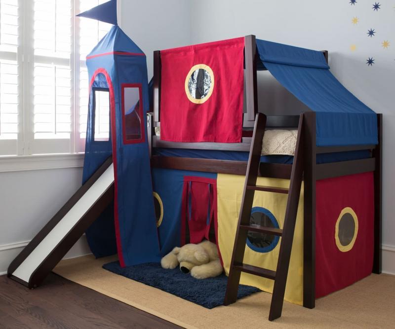 Достоинства и недостатки кровати-чердака 5