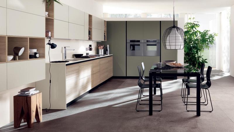 Идеи для кухонного гарнитура 1
