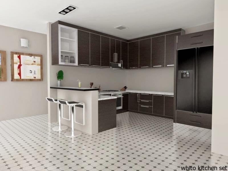 Как сэкономить на кухонном гарнитуре 5