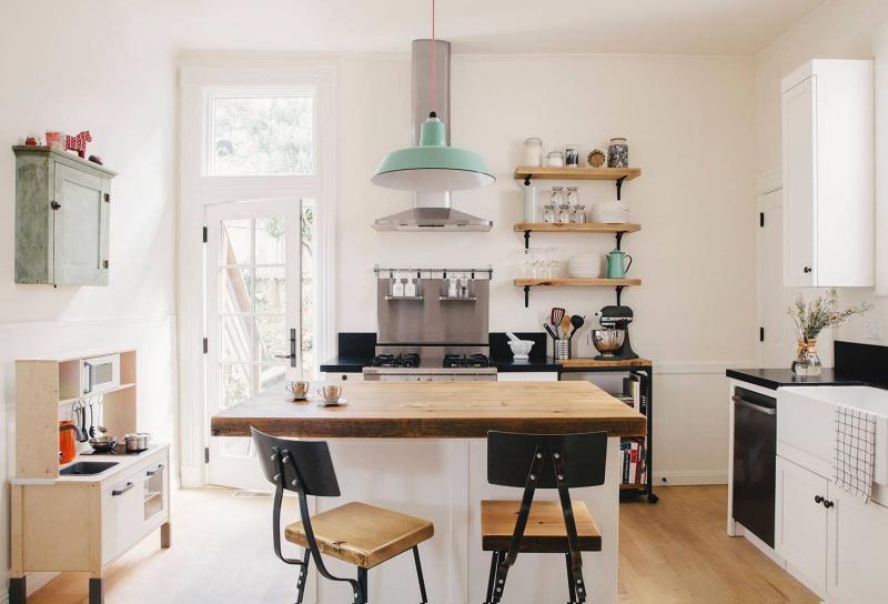Как сэкономить на кухонном гарнитуре 6