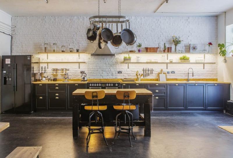 Как сэкономить на кухонном гарнитуре 9