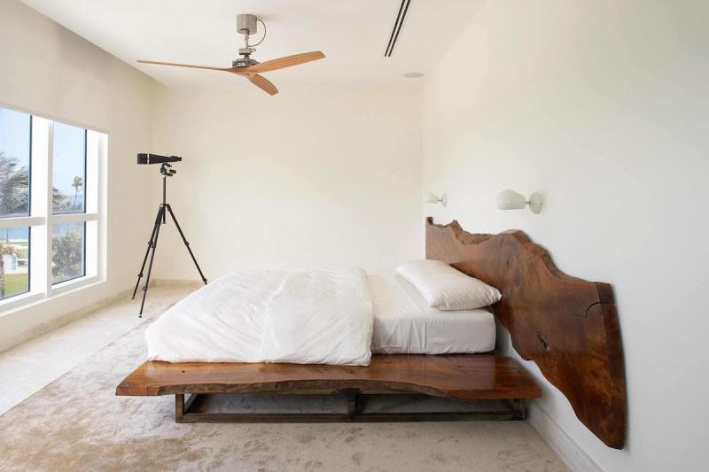 Дзен-минимализм в интерьере спальни 3