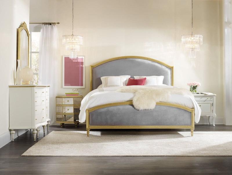 Роскошь в интерьере спальни 4