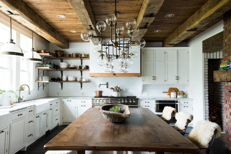 Кухни в кантри-стиле 1