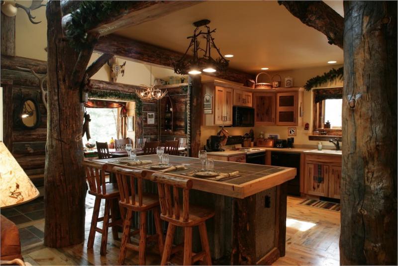 Кухни в кантри-стиле 4