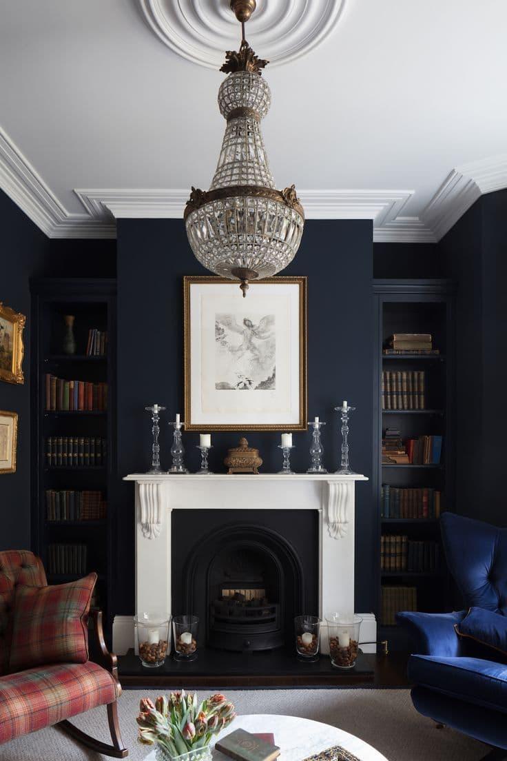 Синяя гостиная 1