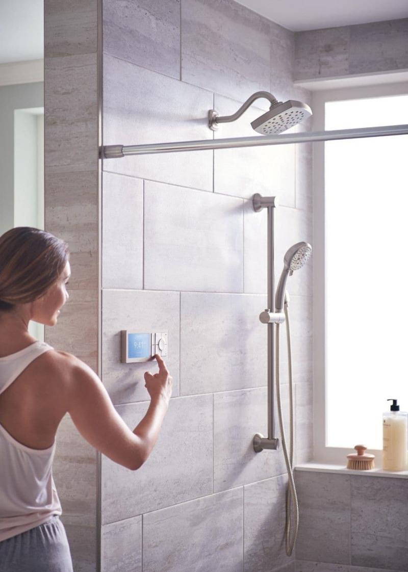 Цифровые гаджеты для ванной комнаты 1