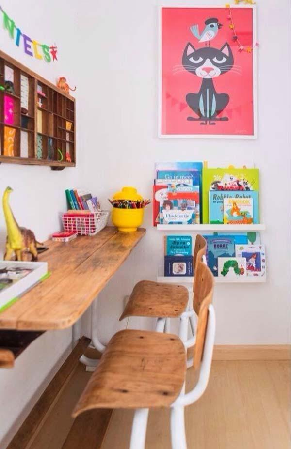 Письменный стол для ребенка 4