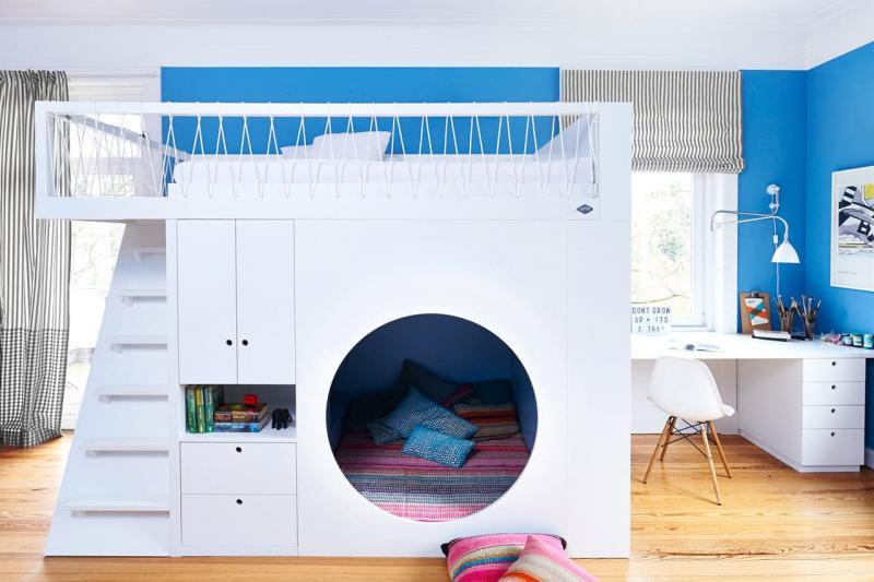 Письменный стол для ребенка 5