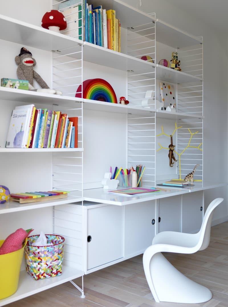 Письменный стол для ребенка 7