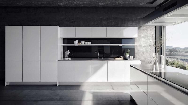 Кухня в стиле минимализм 6