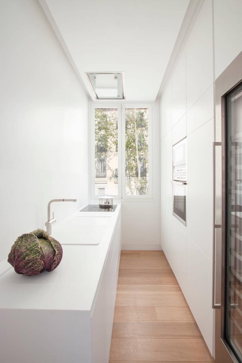 Кухня в стиле минимализм 7