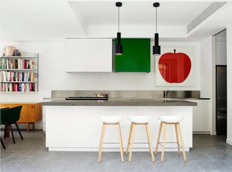 Минималистичная кухня 3