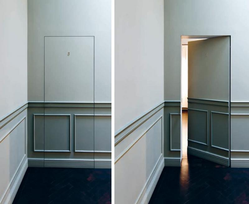 Скрытые дверные проемы 1