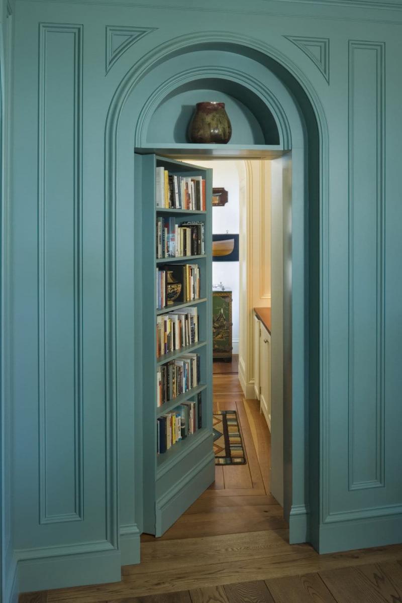 Скрытые дверные проемы 15