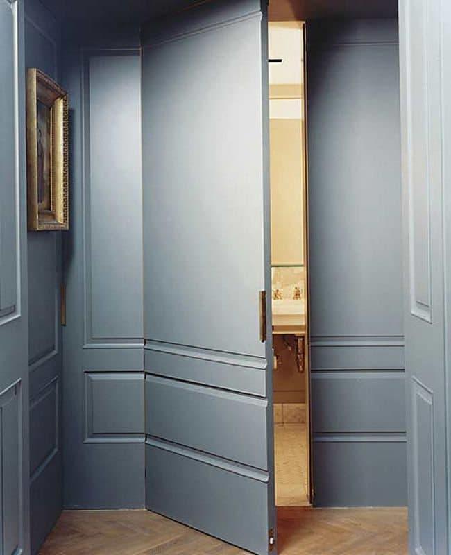 Скрытые дверные проемы 21