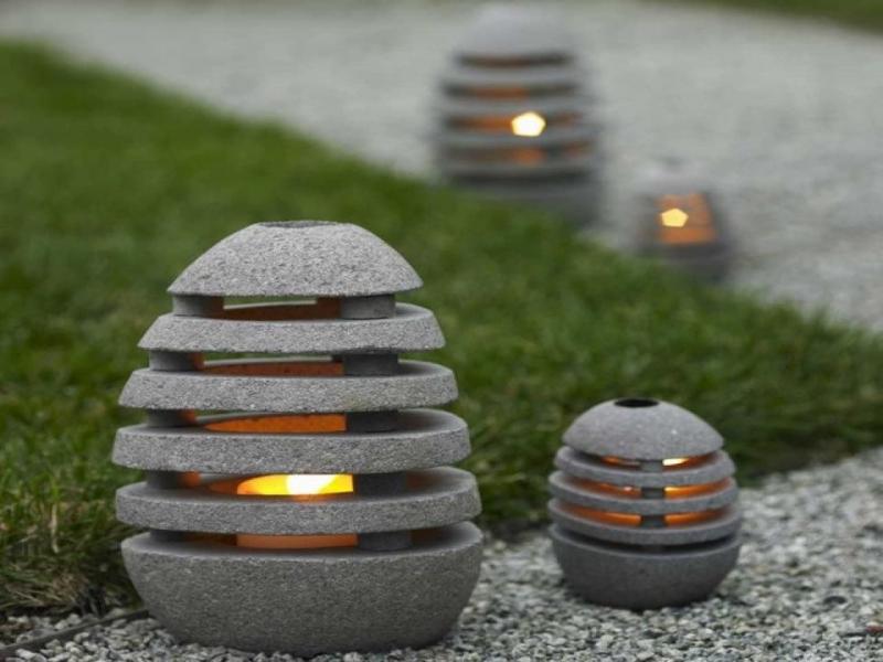 Подсвечники из камня 2