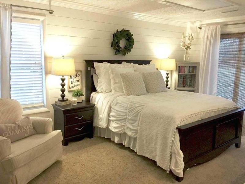 Спальня в прованском стиле 7