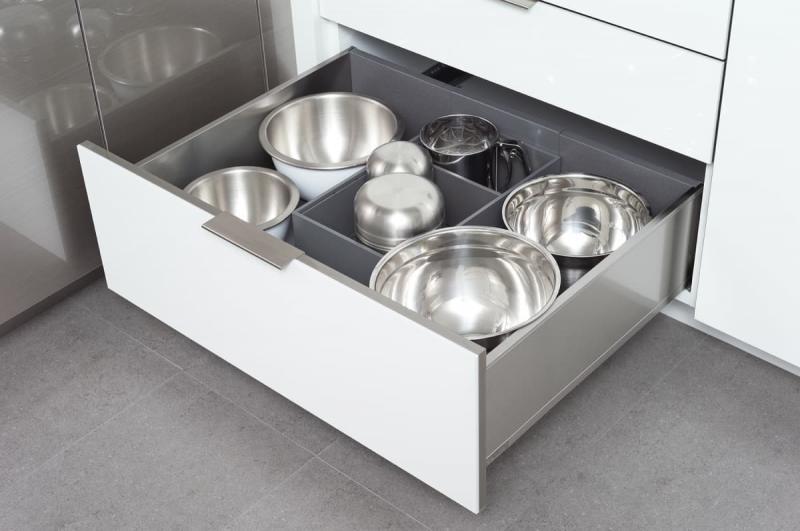Глубокие ящики для кухни 2019 1