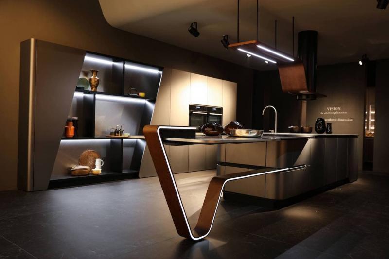 Освещение для кухни 2019 неяркое 2
