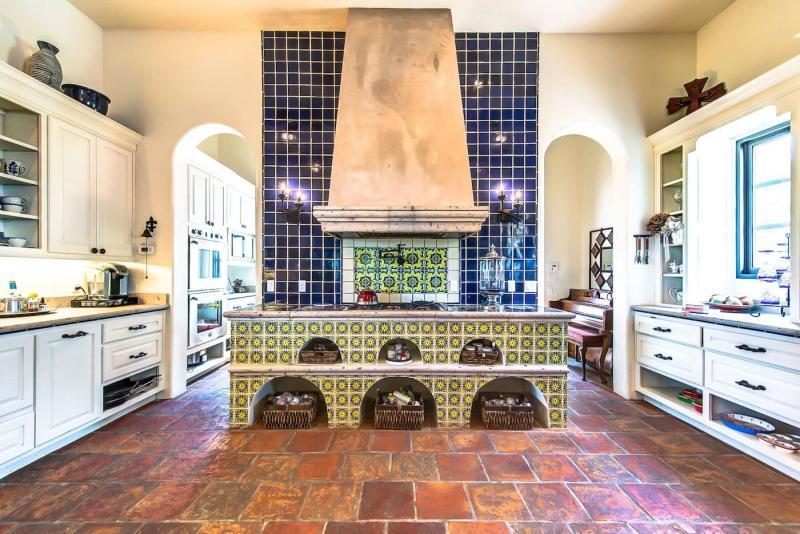 Плитка для кухни 2019 мароканская 1