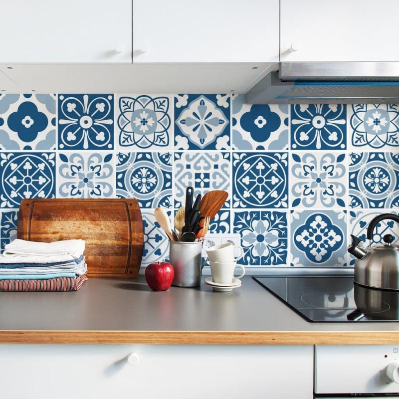Плитка для кухни 2019 мароканская 2