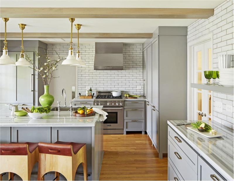 Потолок на кухне 2019 1