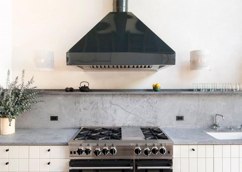 Столешница для кухни 2019 бетонная 1