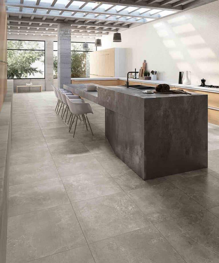 Столешница для кухни 2019 бетонная 3