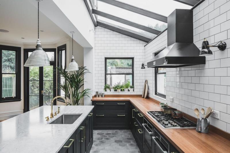 Столешница для кухни 2019 деревянная 1