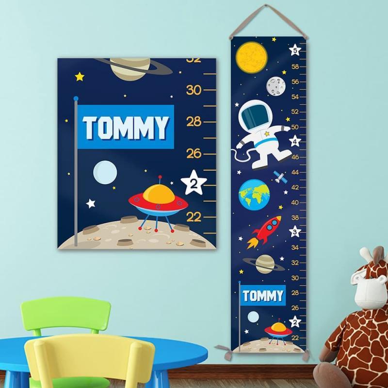 Космический дизайн детской 6