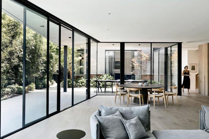 Эко-мебель в гостиной 2019 2