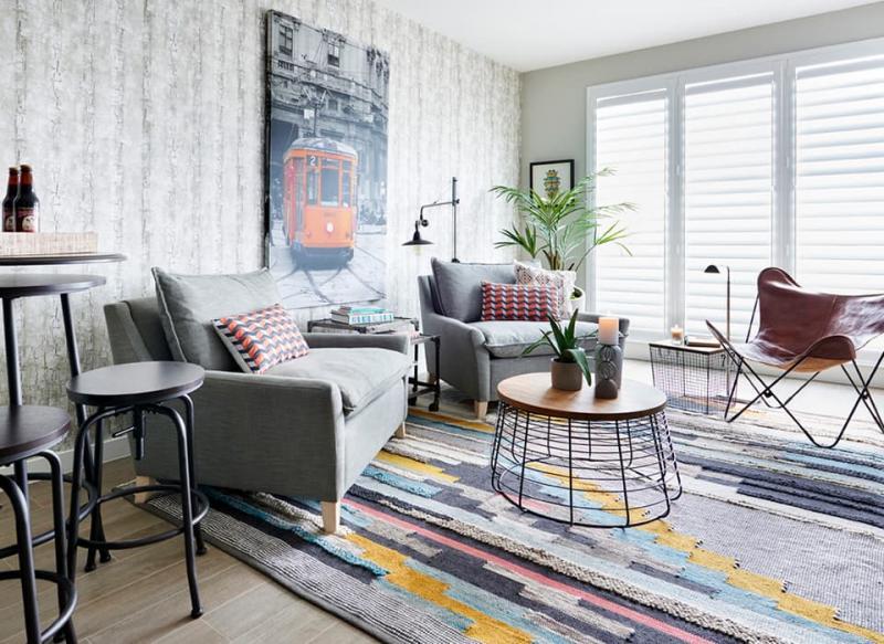 Гостиная без дивана 2019 4