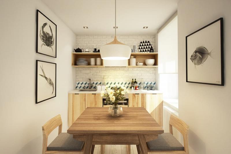Фартук для кухни 12 кв.м. 3